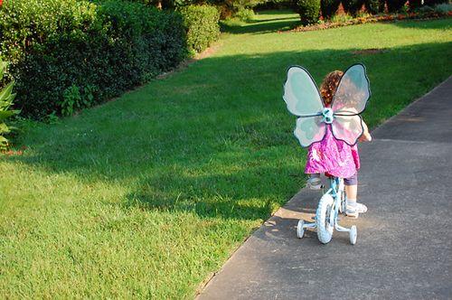 fairy bike
